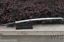 "47"" Hand Forged Two Handed Japanese Sword Kin'iro NoDachi Spring Steel Sword"