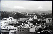 MEXICO~1940s CUERNAVACA MOR. ~Snowcapped Mountains~RPPC