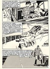 HUESCAR SUBLISSIME PLANCHE ORIGINALE NICK CARTER AREDIT PAGE 65