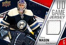 2011-12 Upper Deck Jersey Series One #GJSM Steve Mason