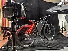 Ebike Electric Mountain Bike - 500W Matte Black