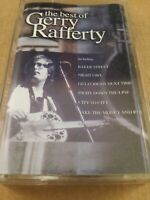 The Best Of Gerry Rafferty : Vintage Cassette Tape Album From 1997