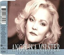Angelika Milster Ich liebe dich (1993; 2 tracks) [Maxi-CD]