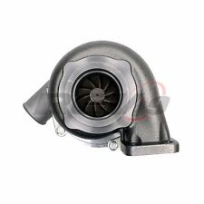 NEW REV9 TX-50E-57 TURBO TURBO CHARGER .85AR T3 FLANGE 2.5 IN V-BAND EXHAUST