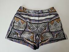 Topshop Shorts Rosso e Bianco Cuore Stampa-VARIE TAGLIE RRP £ 30
