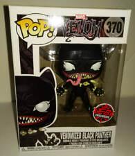 VENOMIZED BLACK PANTHER FUNKO POP! Marvel Venom EB Games Exclusive #4370 *HOT*
