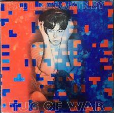 Paul Mccartney Tug Of War Venezuela Edition Odeon 103 04446 Gatefold Import