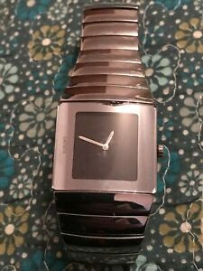 Rado diastar quartz watch