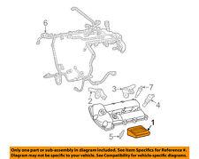 Lincoln FORD OEM 2006 LS 3.9L-V8 Ignition-Pcm 6W4Z12A650MC