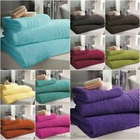 Luxury 100% Hampton Cotton Super Soft 450 GSM Face Hand Bath Sheet & Jumbo Towel
