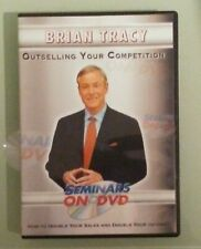 brian tracy  OUTSELLING YOUR COMPETITION    DVD