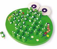 Legler Solitaire Frog Card Game 1876