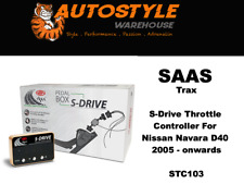 SAAS S-Drive Throttle Controller for Nissan Navara D40 2005 - Onwards  STC103