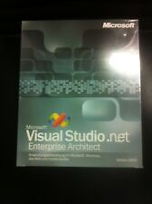 Microsoft Visual Studio .NET 2003 Enterprise Architect Deutsch mit MwSt-Rechnung