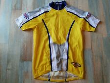 *MAILLOT CYCLISTE VELO  SMS SANTINI TAILLE M/3  TBE