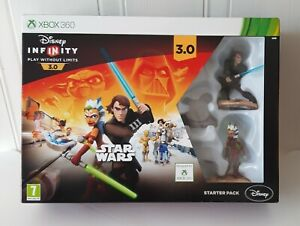 Disney Infinity Play Without Limits 3.0 Star Wars Xbox 360 Starter Pack Game