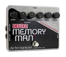 Electro-Harmonix Deluxe Memory Man Vibrato Guitar Effect Pedal