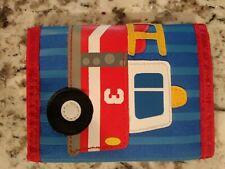 Stephen Joseph Kids Fire truck Wallet