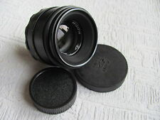 HELIOS-44-2 2/58mm lens for ZENIT M42 Valday Very Good/EXC/1980