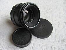 HELIOS-44-2 2/58mm lens for ZENIT M42 Valday Very Good/EXC/1980