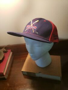 Indianapolis Clowns Negro League Baseball Museum MLB Size 7 3/4 Fitted Hat