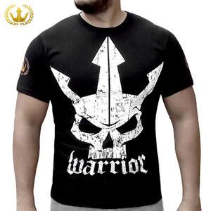 WARRIOR T-Shirt / mma fighter venum ufc kick boxing jiu jitsu crossfit training