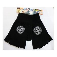 Japan Anime Katekyo HITMAN Reborn Cosplay Knitted Fingerless Gloves LS8553