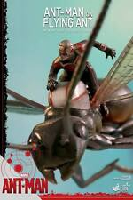 HOTTOYS 10cm Ant-man On Flying Ant PVC Collectible Mini Figure Toy