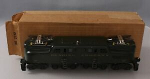 Custom Lionel 2330 Reading Company GG-1 Electric Locomotive #627/Box