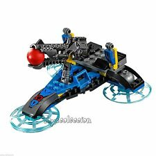 LEGO SUPER HEROES DC COMICS - DARKSEID'S SLIDER DESTROYER 76028 - NO MINIFIGURAS