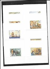 Africa-U.S.Bicentennial issues in Unlisted imperf versions- All deluxe sheetlets
