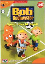 Bob der Baumeister  Sport macht Spaß  DVD 7