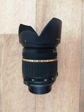 TAMRON  17-50 mm F/ 2.8 XR - SP AF LD Aspherical IF - Monture Nikon