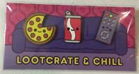 Loot Crate SDCC 2019 Comic Con Loot Crate DX 3 Pin Set