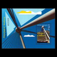 Andorra 2009 - Madrid Bridge Architecture - Sc 351 MNH