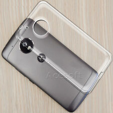 Dustproof Clear Soft Silicone Rubber Protective Case for Motorola Moto