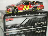 2012 DOOR# Jeff Gordon #24 DUPONT RAMPAGE 1/24 car#24/212 DOOR NUMER CAR WOW