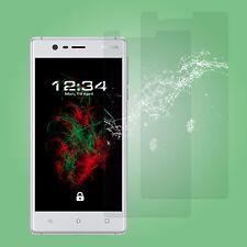 2x Cristal protector para Nokia 3 - Verre de Vidrio LAMINADO 9h Auténtico