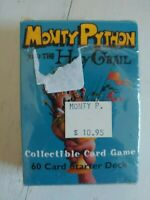 Monty Python and the Holy Grail collectible card game CCG