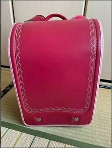 Japanese School Bag Pink Randoseru Kid's Backpack