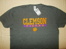 NWT GILDAN SOFTSTYLE NCAA CLEMSON TIGERS SHORT SLEEVE GRAY T-SHIRT MENS 2XL