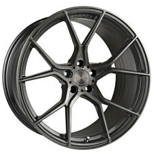 "19"" STANCE SF07 FORGED GUNMETAL CONCAVE WHEELS RIMS FITS HONDA ACCORD"
