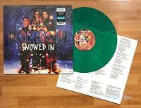 Hanson - Snowed In (Limited GREEN Vinyl LP) • NEW • Christmas