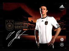 Christian Gentner DFB Autogrammkarte WM 2010 +  75764 + A 68239 D