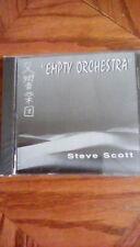 "Steve Scott ""Empty Orchestra"" 1994 Twitch Records,Glow Records MINT!!!"
