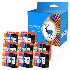 40 Ink Cartridges For Canon PGI525 Pixma MG5250 MG5320 MG5350 MG6150 MX715