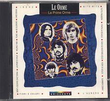 LE ORME - Le prime Orme - CD 1994 NEAR MINT CONDITION