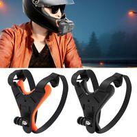 Full Face Helmet Chin Mount Holder Bracket for Gopro Hero for SJCAM Action Cam