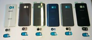For Samsung Galaxy S7 G930 Rear Back Glass Battery Cover Quality Replacement