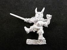 Classic Citadel Metal Dwarf Adventurers : Chaos Oriental Ninja Zombie Dwarf